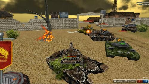 Игра онлайн танки онлайн скачать бесплатно
