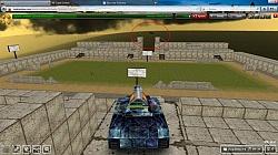 Картинка танки онлайн паркур хорнет